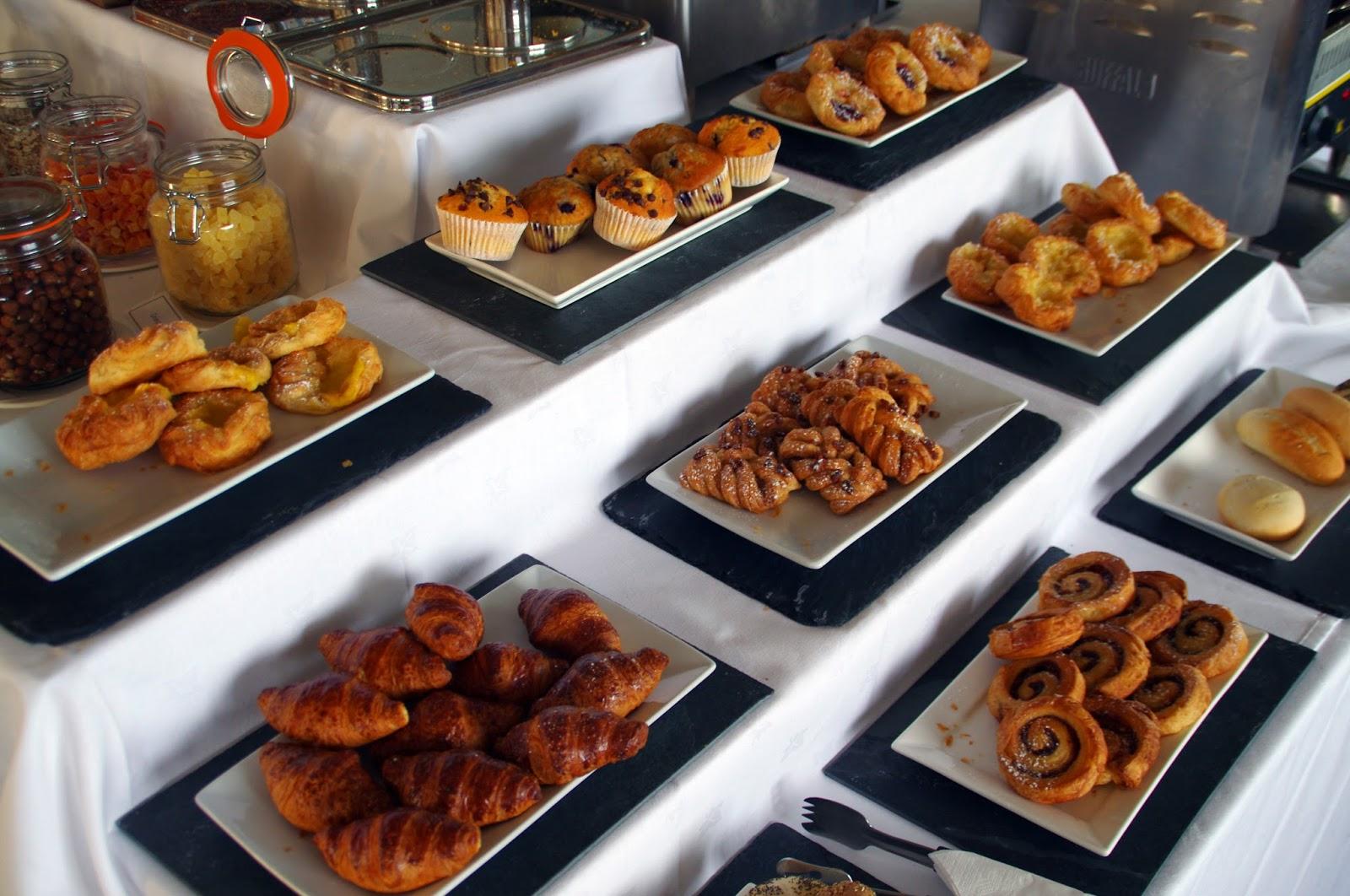 Headland Hotel Newquay Cornwall Restaurant Breakfast