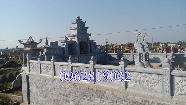 Sản phẩm cần bán: Lăng mộ đá xanh khối đẹp nhất Việt Nam Lang-mo-da-02