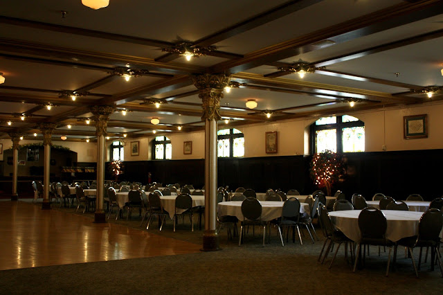 Fabulous special events room at The Rathskeller