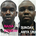See the suspected Nigerian and Ghanaian drug peddlers caught with 10 grams of cocaine
