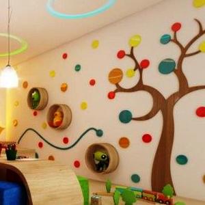 Koleksi Desain Hiasan Dinding Kreatif Ini Bisa Diterapkan Tidak Hanya Di Taman Kanak Tk Saja Mekainkan Digunakan Ontohnya Untuk Dalam Kelas