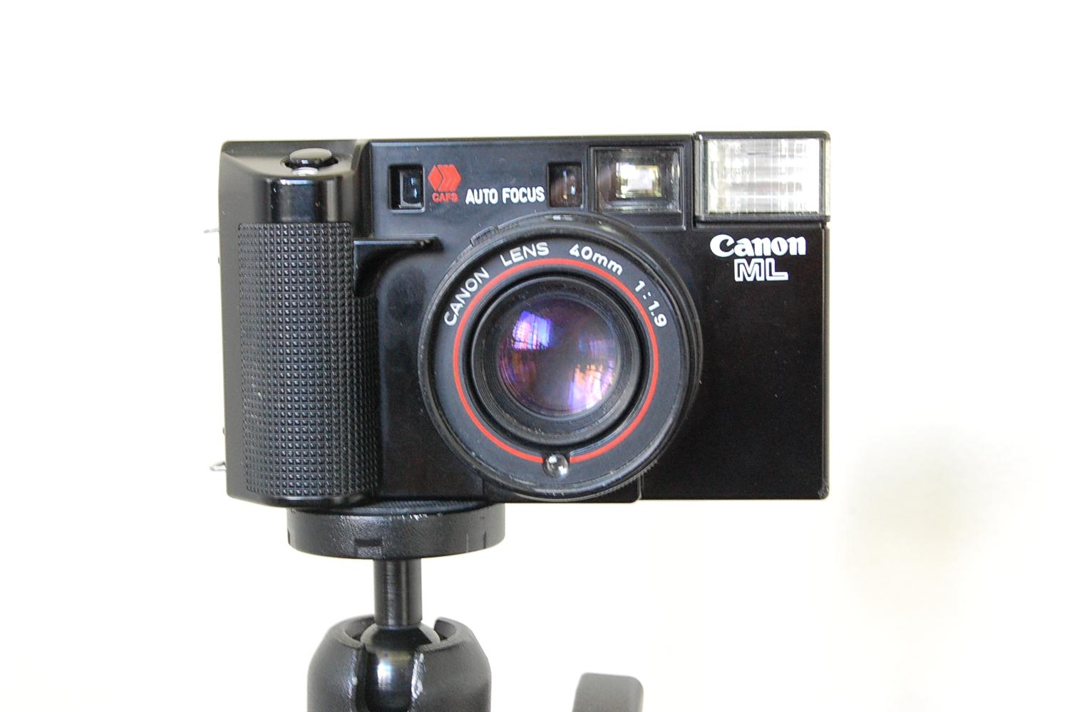 Minolta Auto Focus Kamera Elegant Im Stil Analogkameras