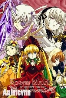 Rozen Maiden SS2 - Rozen Maiden Traumend 2013 Poster