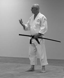 Sensei Alain Floquet
