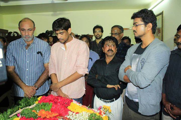Message simply actor manivannan funeral photos consider, that