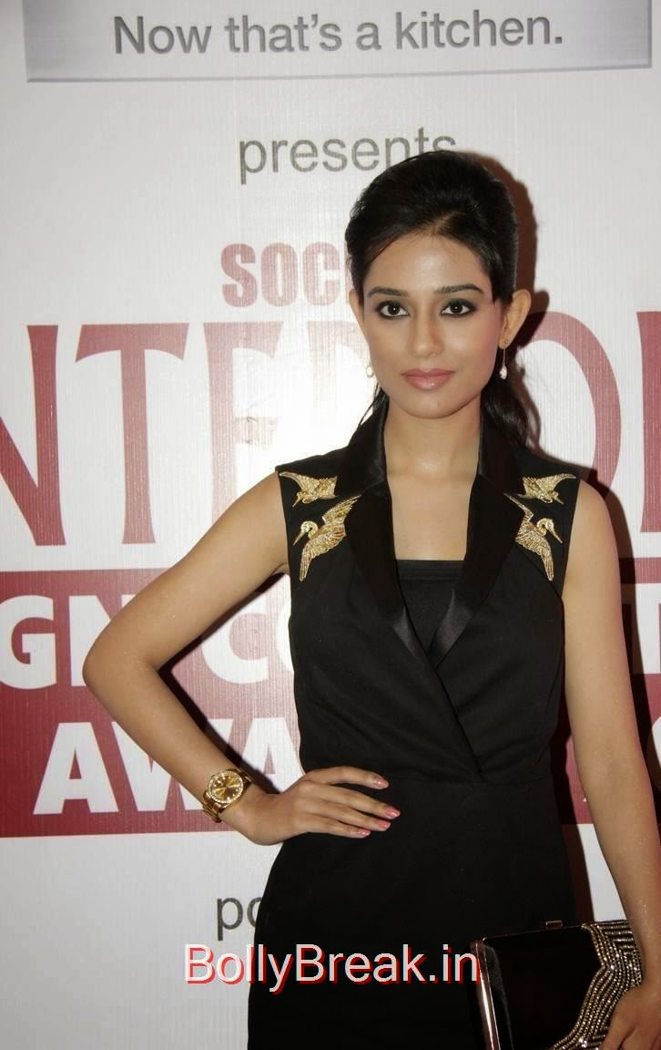Amrita Rao images, Amrita Rao Hot Images from Society Interior Awards