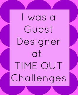 Time Out Challenges Guest Designer