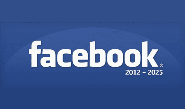 A Look into the Future of Facebook 2012 to 2025
