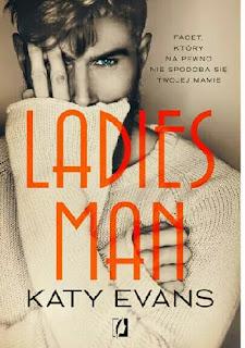 """""""Ladies Man"""" Katy Evans"""
