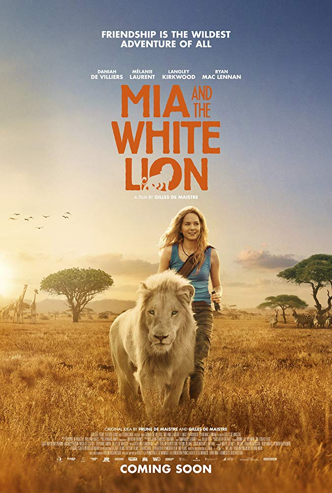 Download film Mia and the White Lion (2018)