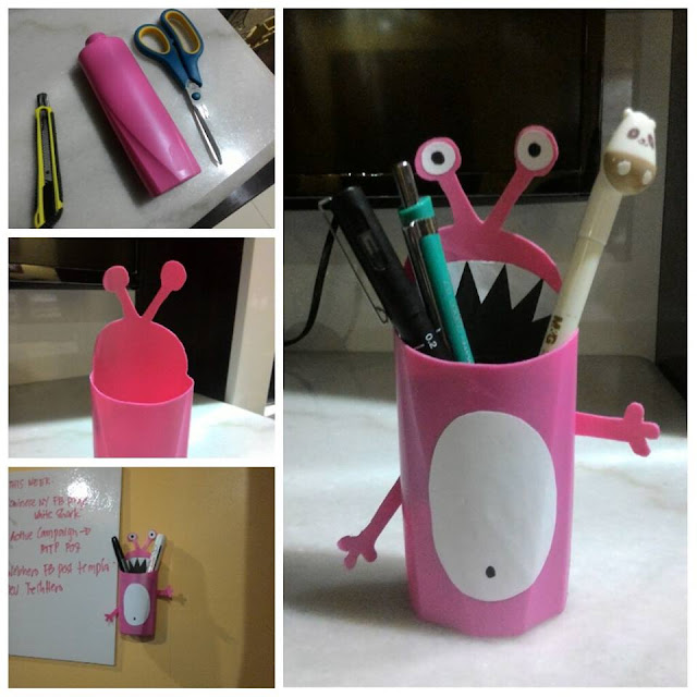 DIY Pen holder