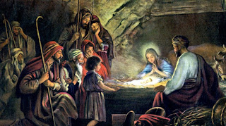 Christmas Wishes Jesus Pictures