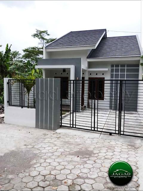 Rumah Siap Huni dekat Kampus UII