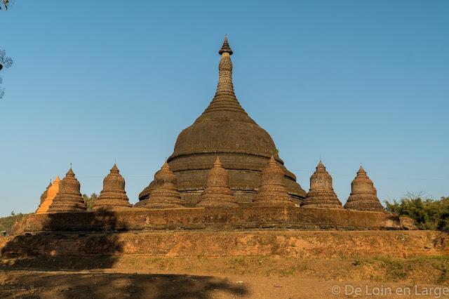 Ratanabon - Mrauk-U - Myanmar Birmanie