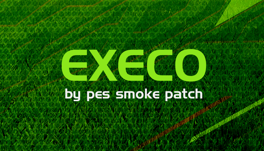 PES 2018: EXECO18 by smoke patch