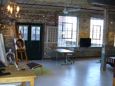 Atlanta Real Estate Leased Historic Studio Loft Now