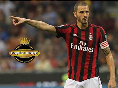 Bonucci Dipilih Menjadi Kapten AC Milan