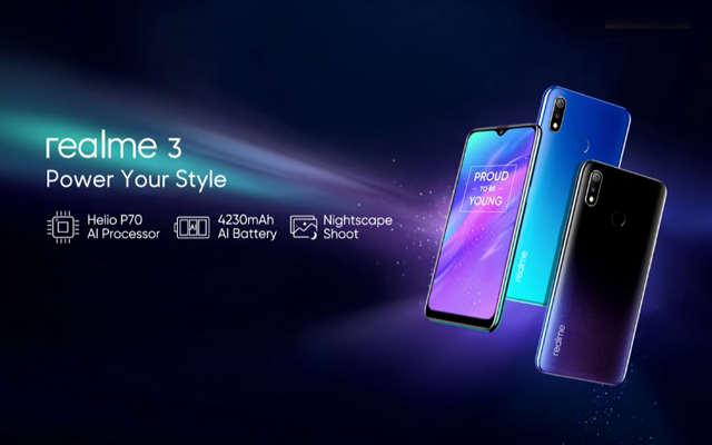 Realme 3, Smartphone Menengah dengan Performa Mumpuni