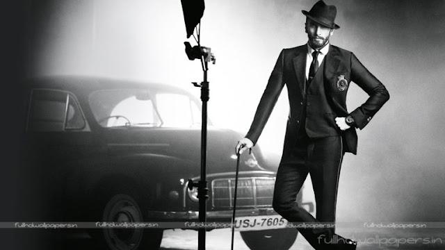 Indian Actor Ranveer Singh Gentle Look HD Images