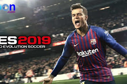 Free Download Game Pro Evolutions Soccer 2019 for Computer (PC) Laptop