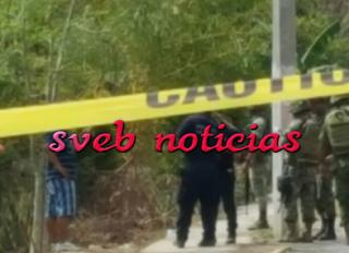 Hallan cuerpo encobijado con narcomensaje en Lazaro Cardenas Michoacan