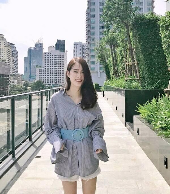 phong cach thoi trang hotgirl Pimtha thai lan