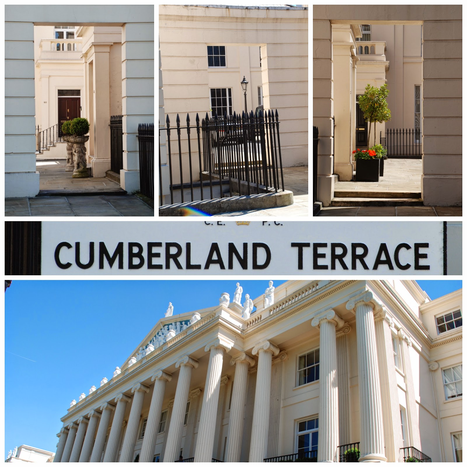 Cumberland Terrace, London