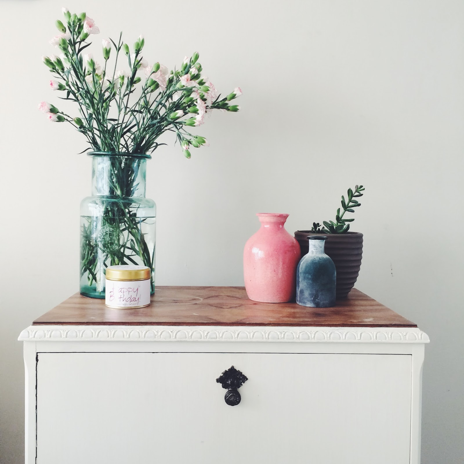 Dalry Rose blog, vintage home decor, what makes a house a home