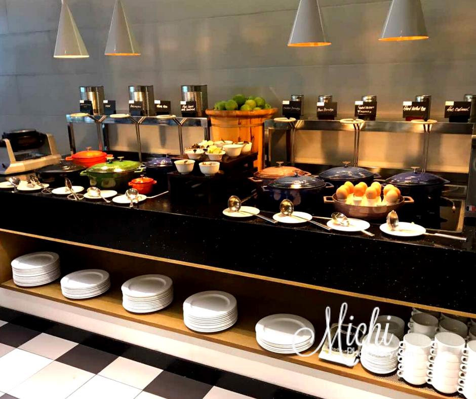 Radisson Hotel Brunei Restaurant Buffet