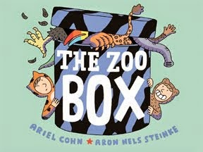 The Zoo Box (hardcover w/ jacket)