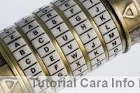 Password yang Unik dan Terdapat Kombinasi Angka, Huruf Besar dan Kecil, Simbol