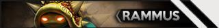 Rammus : Tướng đi Top đường trên mạnh nhất phiên bản 6.5