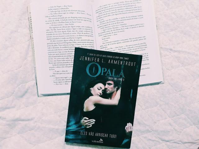 [RESENHA #349] OPALA - JENNIFER L ARMENTROUT