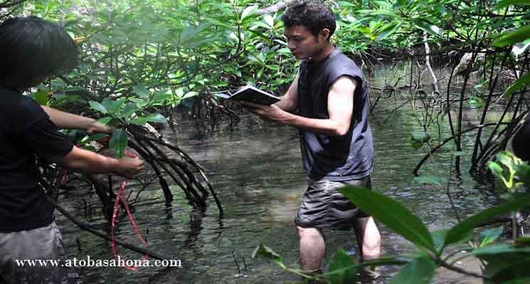 Pengamatan Secara Fisik Terhadap Air Berdasarkan Tingkat Kejernihan Warna, Rasa dan Bau