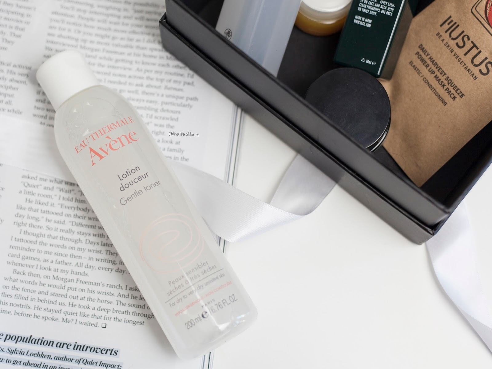 Maslow & Co Asian Beauty Edit Avene