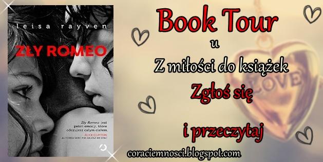 Podsumowanie Book Touru ze Złym Romeem :)