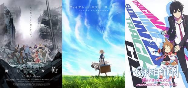 rekomendasi anime fantasy terbaik 2018