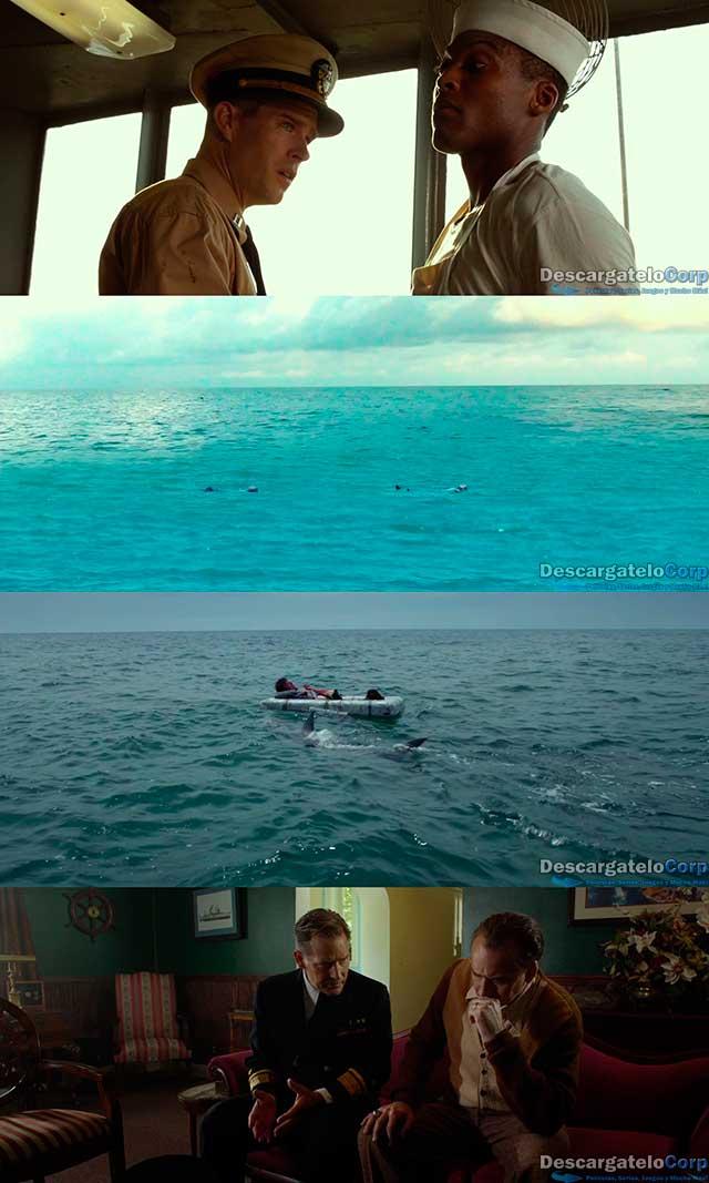 Hombres De Coraje (2016) HD 1080p