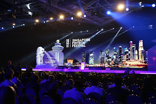 Singapore FinTech Festival & the Shape of Things to Come