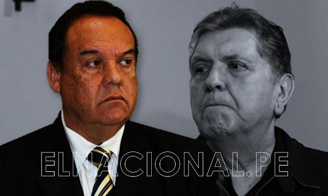 Dictan 18 meses de impedimento de salida del país para Luis Alva Castro, exministro de Alan García