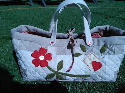 costura, couture, sewing, cesta labor, panier a ouvrages, sewing basket, patchwork, applique, fieltro, felt, feutrine, aplicación