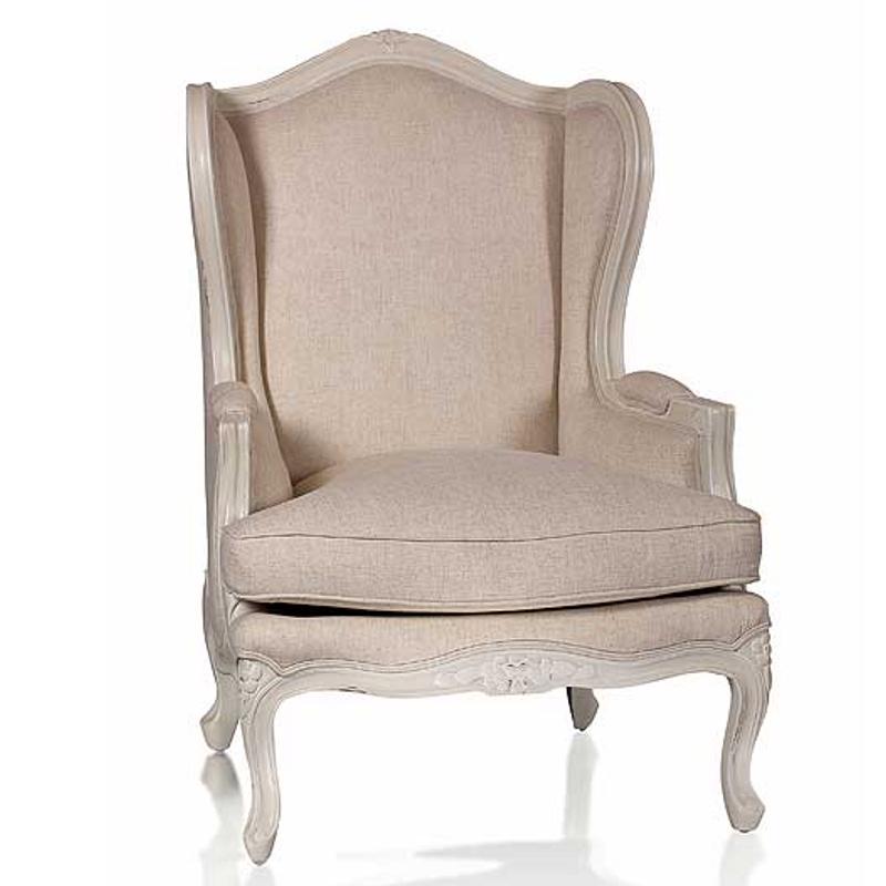 Muebles de dormitorio 5 butacas para crear una zona de - Sillon estilo provenzal ...