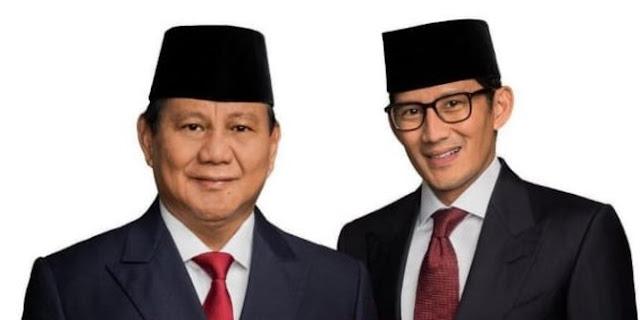 Prabowo-Sandiaga: Mana Mungkin Kami Menolak Debat!