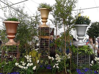Pollinator Palaces - John Cullen Gardens RHS Cardiff