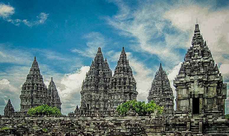 Largest hindu temple