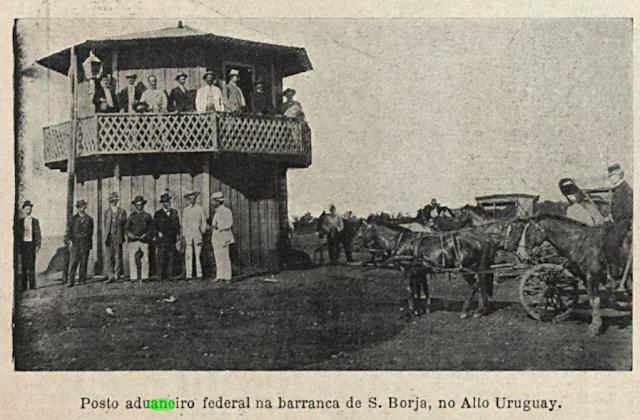 história fotográfica das aduanas