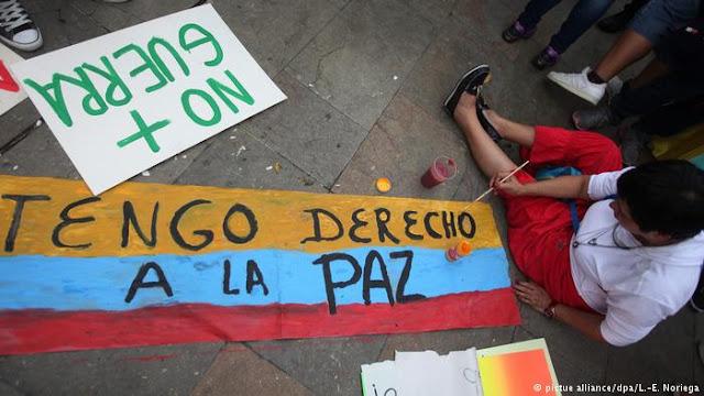 ¿Amenaza la crisis venezolana la paz sudamericana?