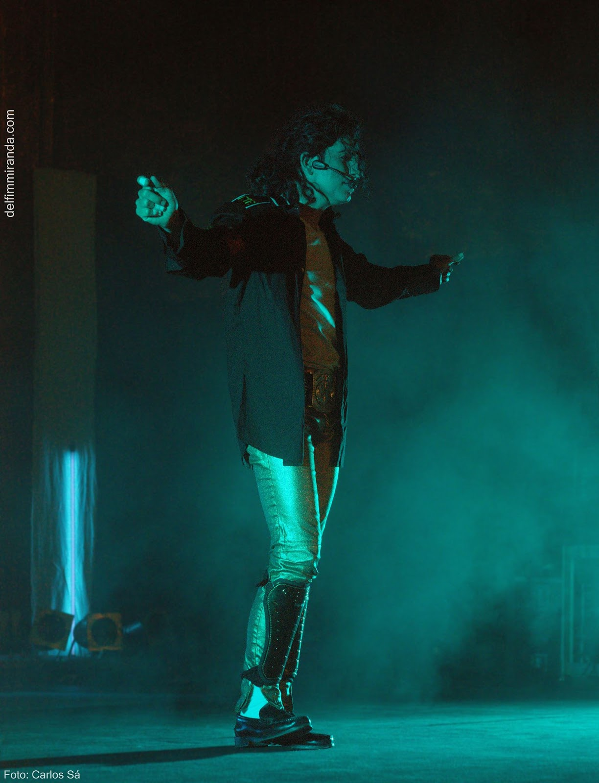 Delfim Miranda - Michael Jackson Tribute - Man in the Mirror