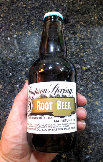 Simpson Spring Root Beer