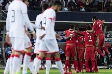 """""""نيران صديقة"""" توصل عمان إلى نهاية كأس الخليج"""